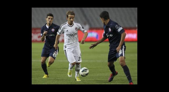 İstanbul BB:1 Beşiktaş:1