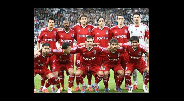 Beşiktaş'ta Transfer Zirvesi Bitti