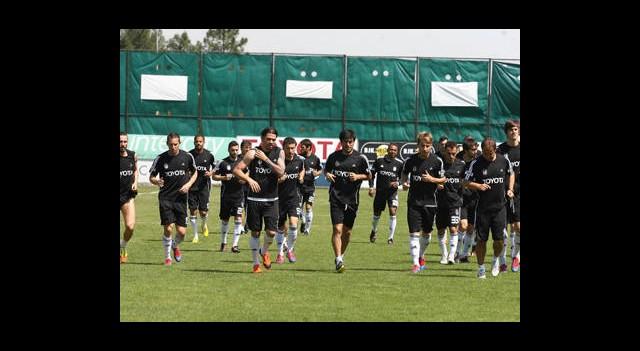 Beşiktaş'ta Trabzonspor Hazırlıkları