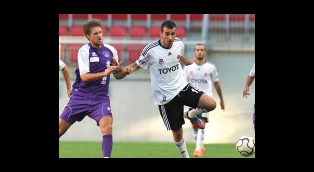Beşiktaş Gençleriyle Açtı