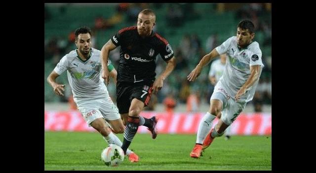 Beşiktaş-Bursaspor (CANLI ANLATIM)