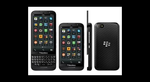 BlackBerry Z30'un Resimleri Ortaya Çıktı