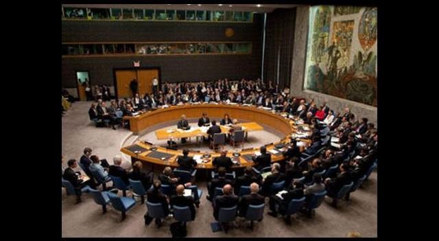 BM Güvenlik Konseyi tasarıyı kabul etti