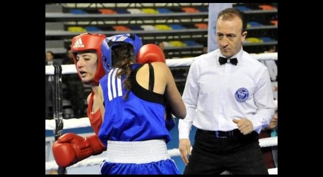 Şanlıurfa'da boks heyecanı başladı!