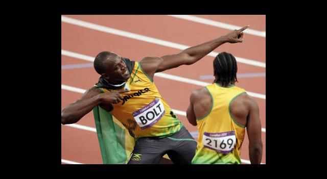 Bolt Yaşayan Bir Efsane