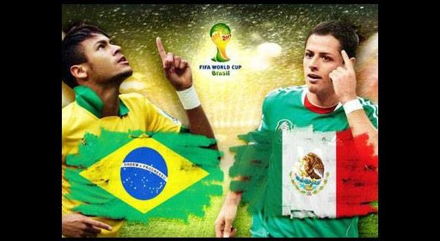 Brezilya - Meksika maçı saat kaçta?