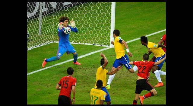 Pozisyon çok, gol yok (Brezilya - Meksika maç özeti)
