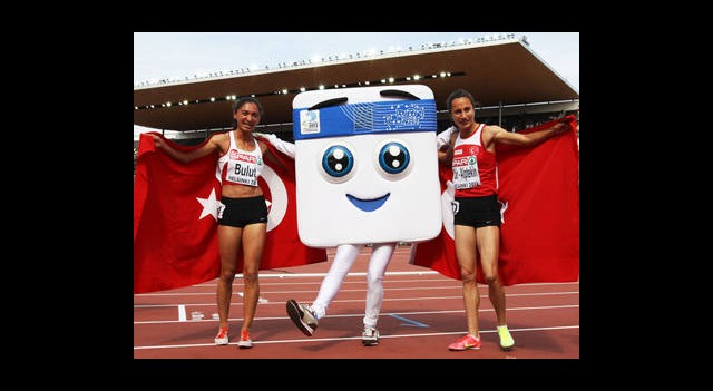 Atletizmde Çifte Sevinç