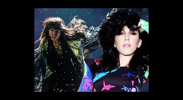 Hande Yener'den 'Eurovision' Göndermesi!