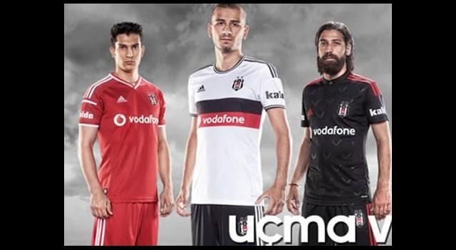 Beşiktaş'ın yeni formaları çalıntı mı?