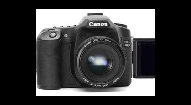 Canon EOS 70D Duyuruldu