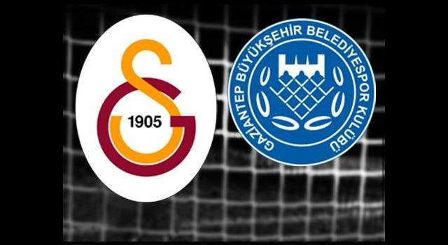 Galatasaray-G.Antep BŞB (Canlı Anlatım)