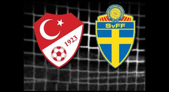 Türkiye-İsveç (Canlı Anlatım)
