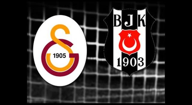 Galatasaray-Beşiktaş (Canlı Anlatım)