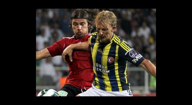 Fenerbahçe-Sivasspor Canlı Anlatım