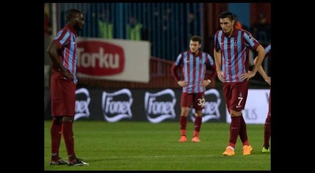 Trabzonspor kabusta