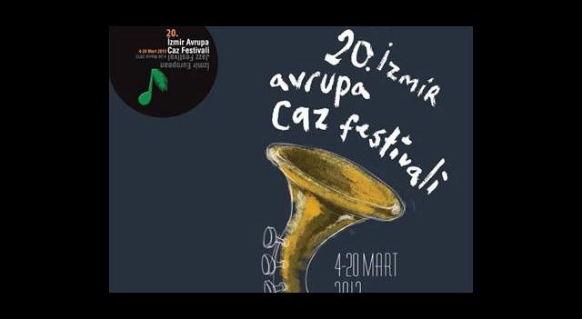 İzmir'de 20. Caz Festivali