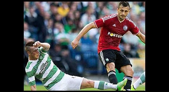Celtic'e bir piyango daha!