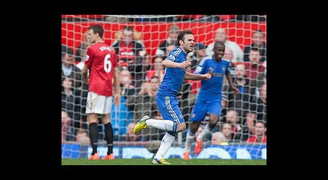 Chelsea, Old Trafford'da Altın Buldu!