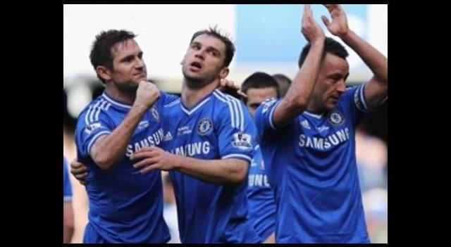 Chelsea nikah tazeliyor