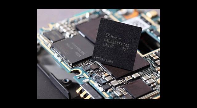 8GB'lık LPDDR3 Mobil RAM