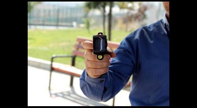 İşte Türk Polisinin 'Şok' Silahı!