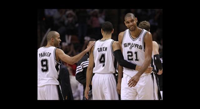 Spurs Clippers'ı Süpürdü