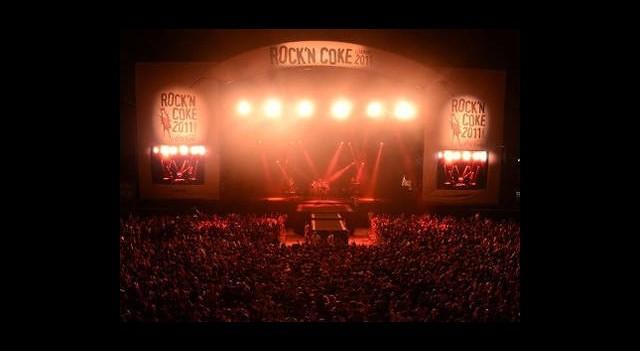 Rock'n Coke'a Geri Sayım Başladı!