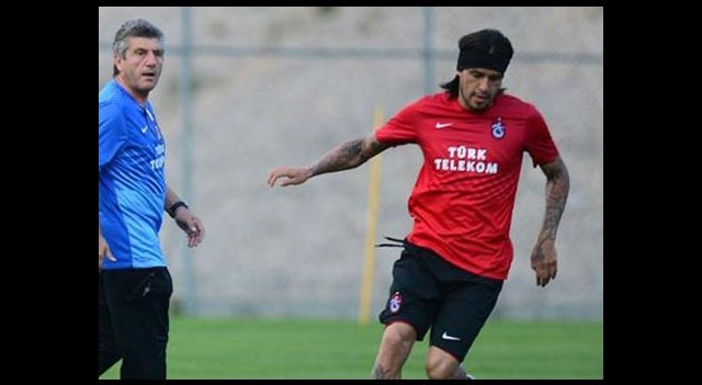 Trabzonspor'da Bir 'Colman' Klasiği!