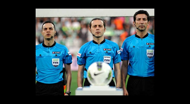 Süper Kupa Finali'nin Hakemi Belli Oldu