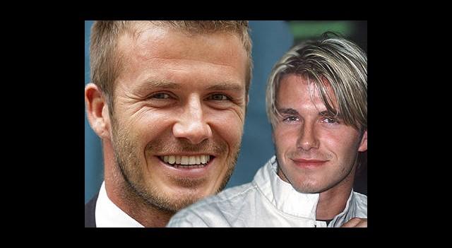 David Beckham'ın İnanılmaz Değişimi