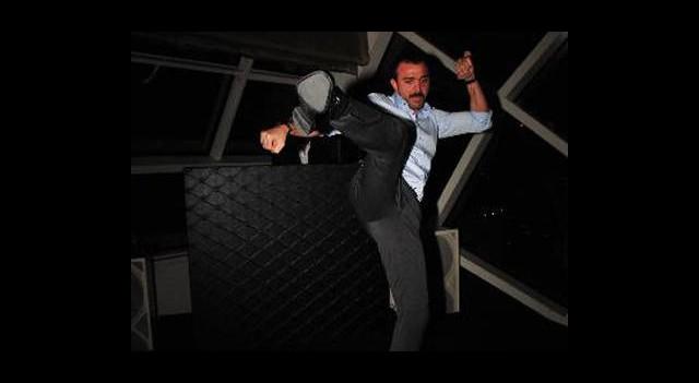 Okan Kurt'un Çılgın Dansı!