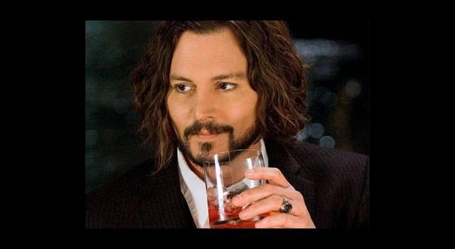 Johnny Depp'in 15 Performansta Değişimi