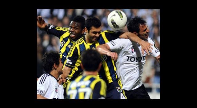 Fenerbahçe'de Deplasman Stresi