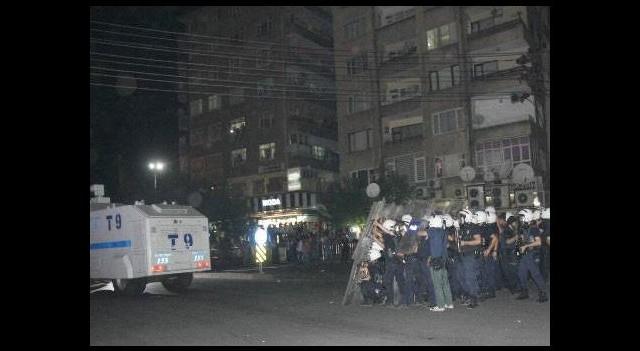 Diyarbakır'da karışıklık!