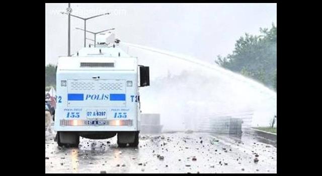 Diyarbakır'da tehlikeli gerginlik