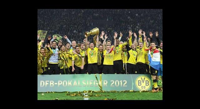 Süper Kupa Dortmund'un