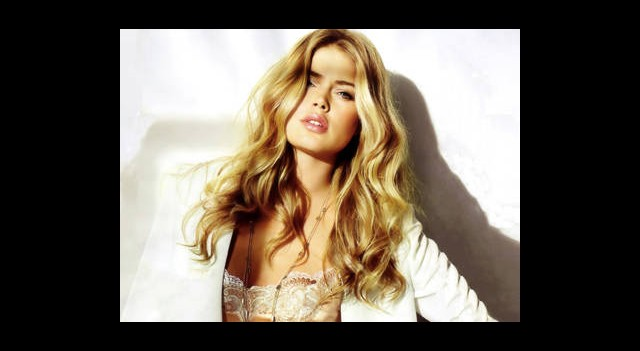 Doutzen Kroes Ankara Shopping Fest'te