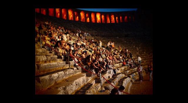 Antalya 3. Uluslararası Tiyatro Festivali Başlıyor