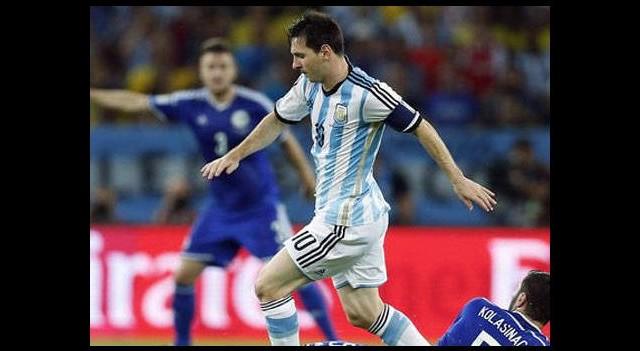 Arjantin - Bosna Hersek maç özeti