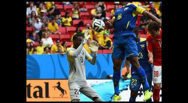 İsviçre - Ekvador maç özeti