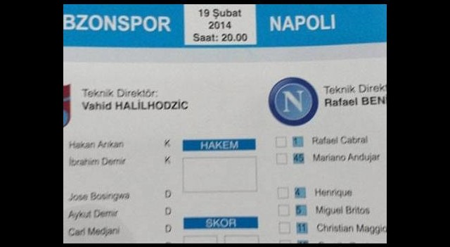 Halilhodzic Trabzonspor'da!