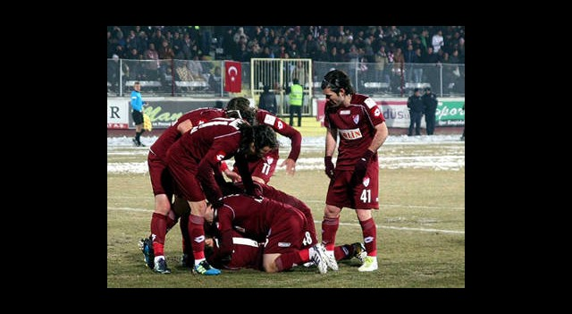 Süper Lig'i Kutladılar