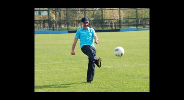 Ercan Albay'ın Hedefi Şampiyonluk