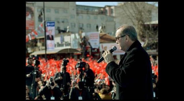 Erdoğan: 'Başkanlık sistemini tahayyül bile edemezler'