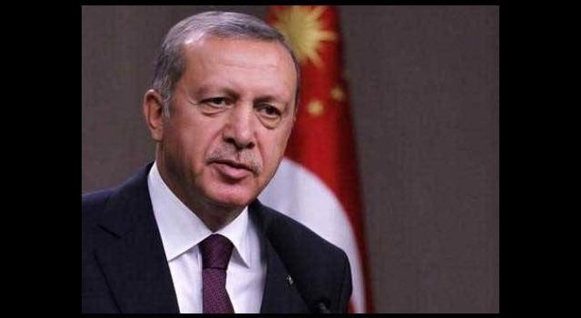 Erdoğan: 'İnlerine girilmiştir'
