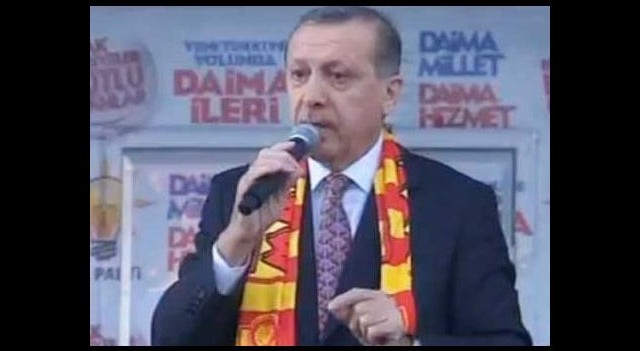 Erdoğan: Bunlar cemaat değil örgüt