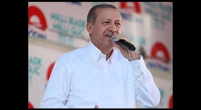 Başbakan Erdoğan müjdeyi verdi