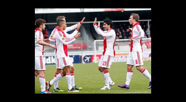 Ajax Ve PSV Lige Puan Kayıplarıyla Başladı