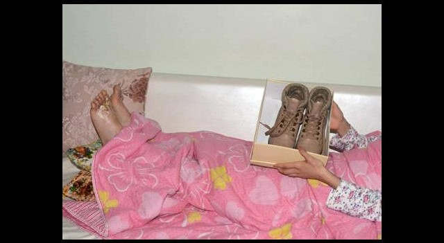 'Zehirli ayakkabı' iddiasına inceleme